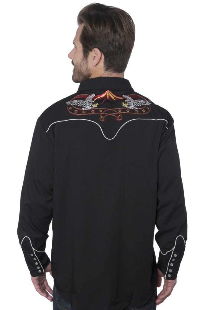 Bennys Eagles Western Shirt